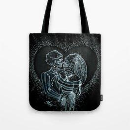 Till Life Do Us Part Tote Bag