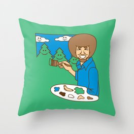 ThEarlYears Throw Pillow