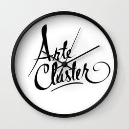 Arte Cluster Wall Clock