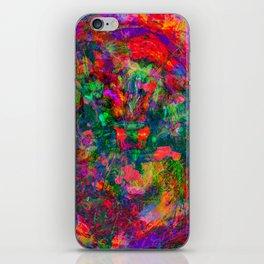 Yawn (Agitated Yell) iPhone Skin