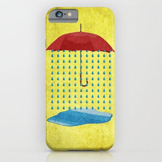 """Inside Rain"" iPhone & iPod Case"