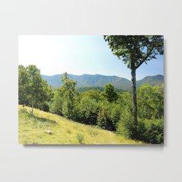 Landscape photography Metal Print
