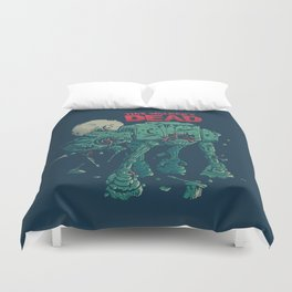 Walker's Dead Duvet Cover