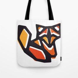 Anigami Fox Tote Bag