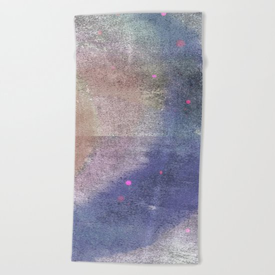 Celestial Phenomena Beach Towel