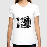 clown T-shirts featuring CLOWN by Guglielmo