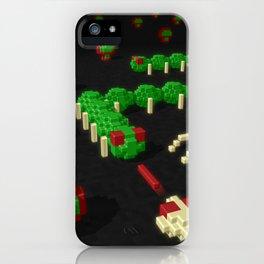 Inside Centipede iPhone Case