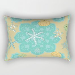 Sea Urchins Rectangular Pillow