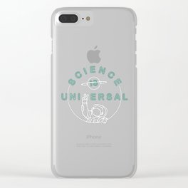 Bill Nye's Official Science is Universal Clear iPhone Case