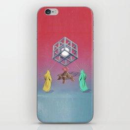 The Deity v01 iPhone Skin