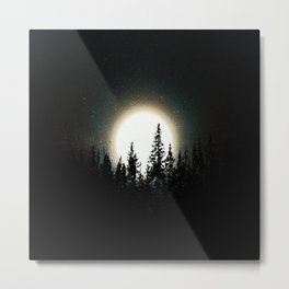 Midnight hour Metal Print