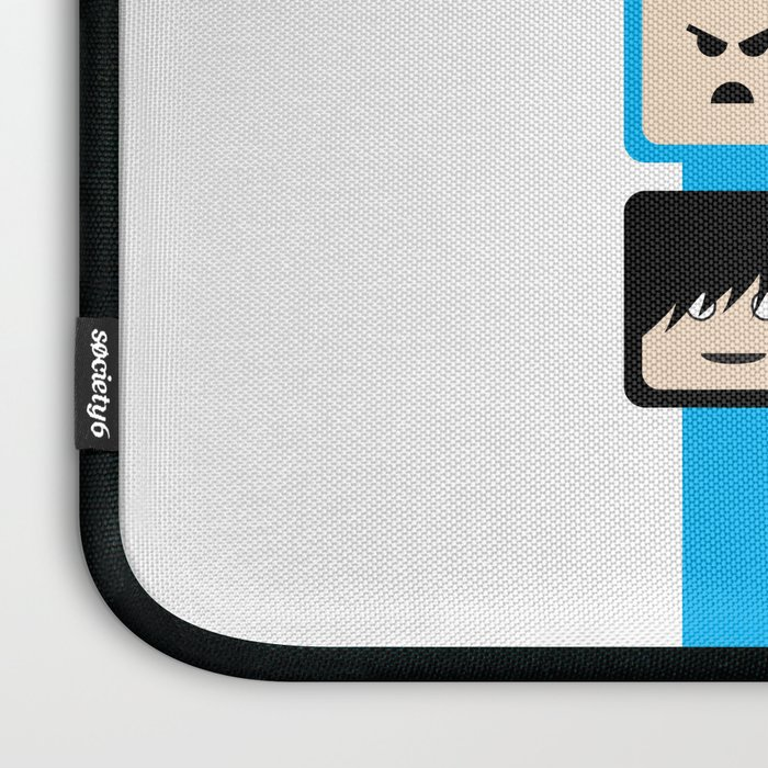 People of all Colors Laptop Sleeve