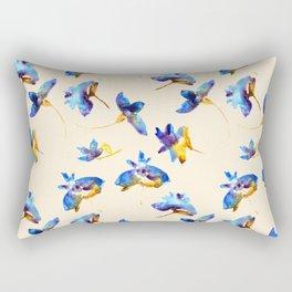 Fancy flowers Rectangular Pillow
