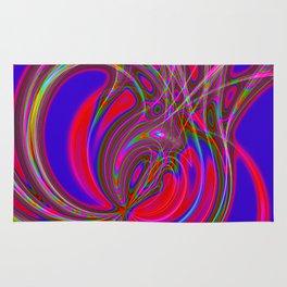 Alive 2 (neon) Rug