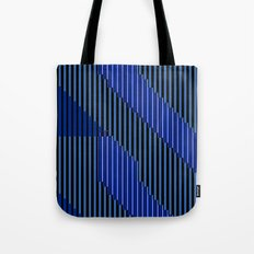 Triangular Rivers That Surely Deliver Tote Bag