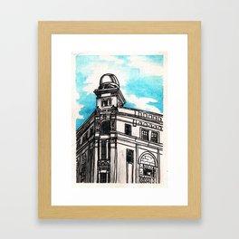 Philippines : Regina Building Framed Art Print