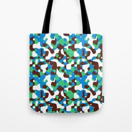 HOT CAMOUFLAGE Tote Bag