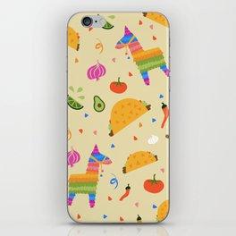 Taco Fiesta iPhone Skin