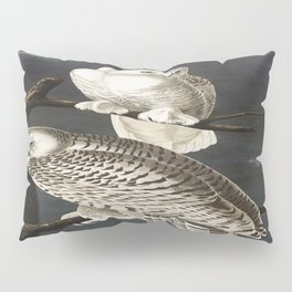 Snow Owl Pillow Sham