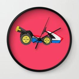 MARIO CART Wall Clock
