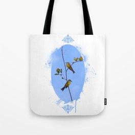 A fine pair Tote Bag