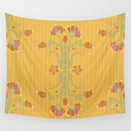 Kantha bouquet 2 Wall Tapestry