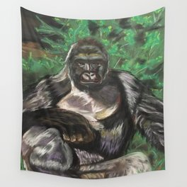 Harambe - Tribute Wall Tapestry