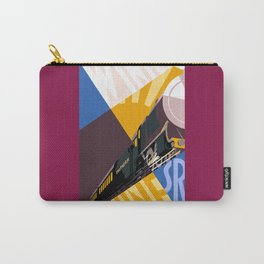Travel South for Winter Sunshine Carry-All Pouch