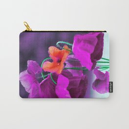 Vintage poppies (7) Carry-All Pouch