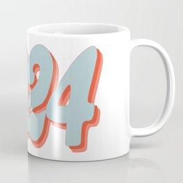Class of 2024 Coffee Mug