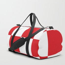 Flag of North Brabant Duffle Bag