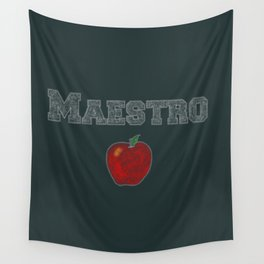 Maestro Wall Tapestry
