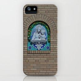 Ave Maria- Lourdes University iPhone Case
