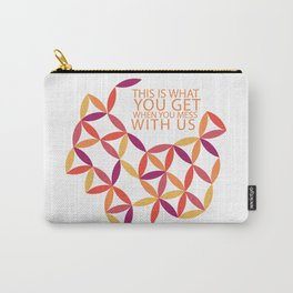 Karma Police Carry-All Pouch