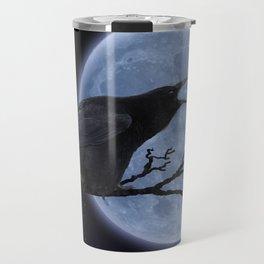 Raven Speak Travel Mug