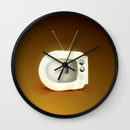 the Tube Wall Clock