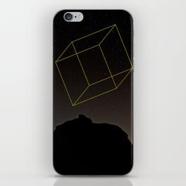 Square Space iPhone Skin