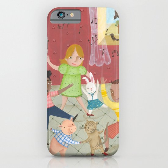 Party time iPhone & iPod Case