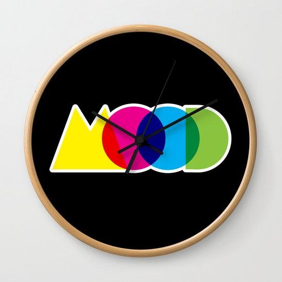 Mood Meme Colorful Geometric Typography by alicewieckowska