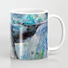 Whale Art Coffee Mug