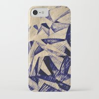 planes iPhone & iPod Cases featuring Paper Planes by Fernando Vieira