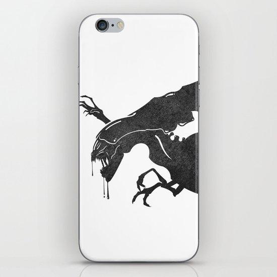 The Queen Alien iPhone & iPod Skin