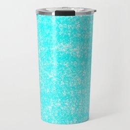 Speckled Robbin Egg Blue Travel Mug