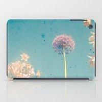 garden iPad Cases featuring Garden by Cassia Beck