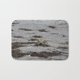 Competing Crabs Bath Mat