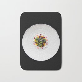 The Art of Food Colours of Nature Bath Mat