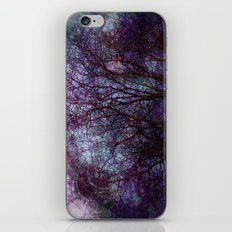 artsy tree iPhone & iPod Skin