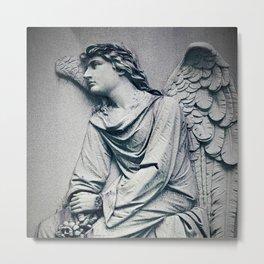 My Winged Angel Metal Print