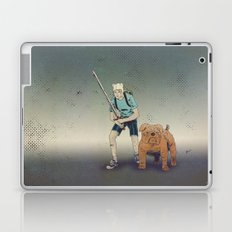 Time for Adventuring Laptop & iPad Skin