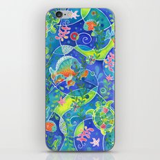 Undersea World iPhone & iPod Skin